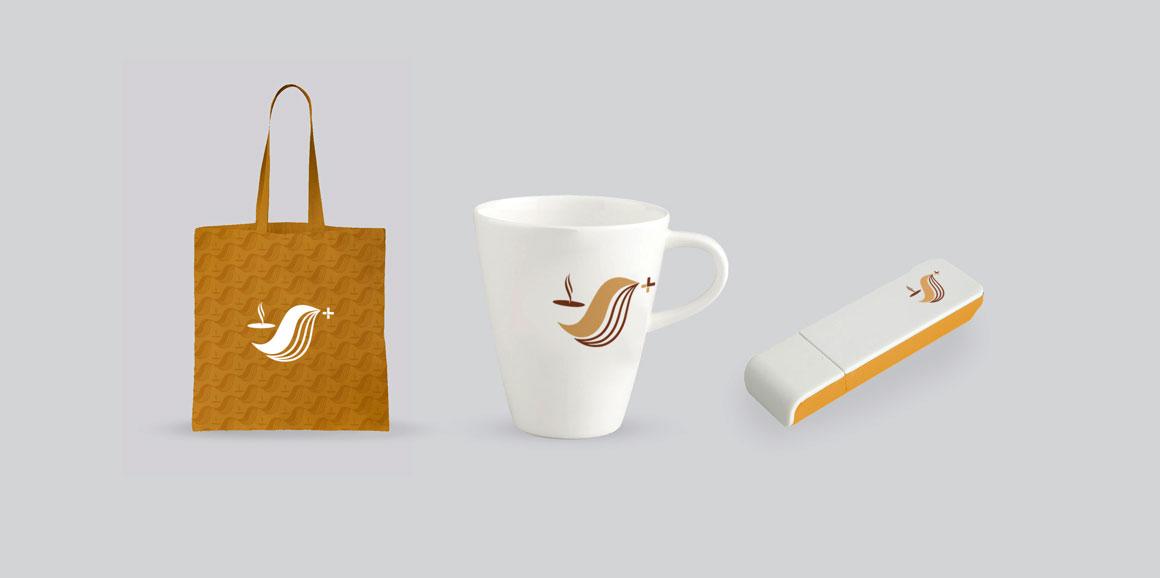BiedPlus小鸟主题体验酒店品牌标志设计